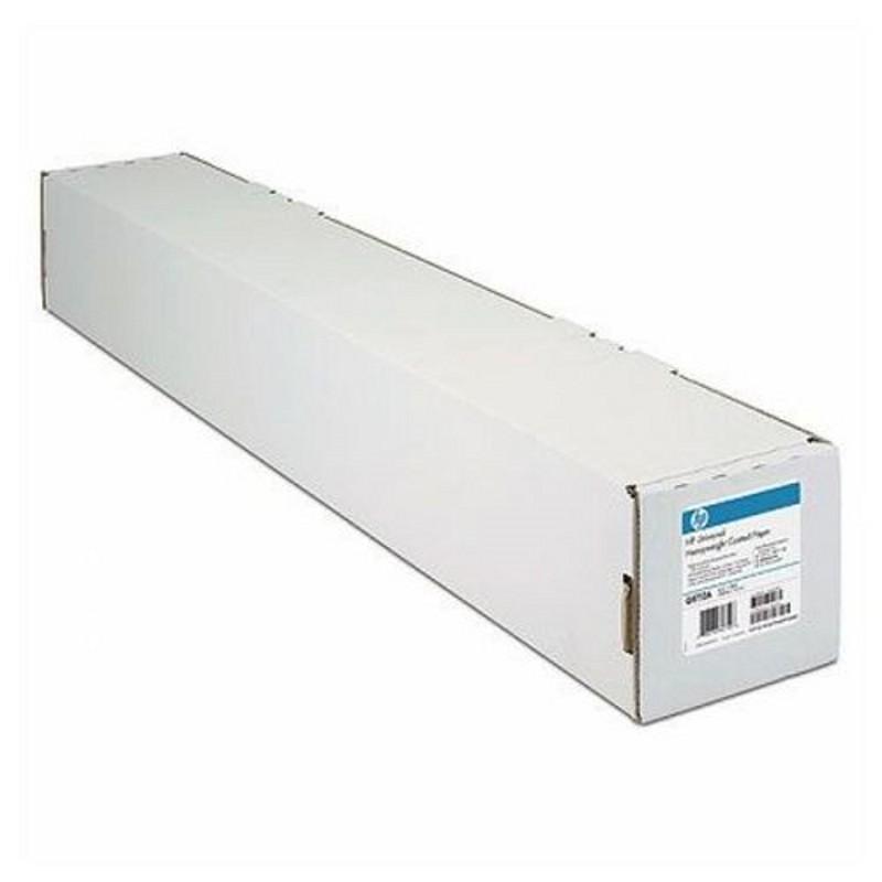 Рулонная бумага для плоттера HP