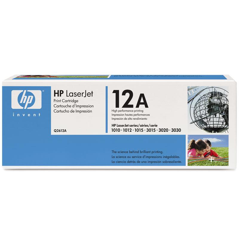 Тонер-картриджи HP