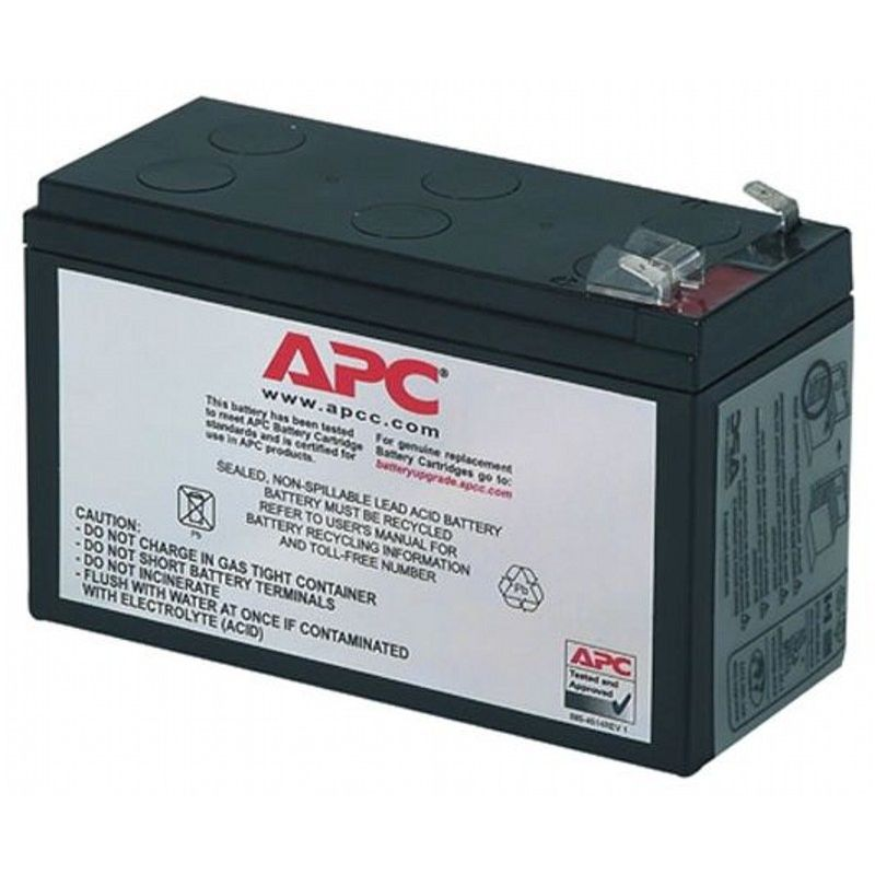APC APCRBC106 Battery replacement kit