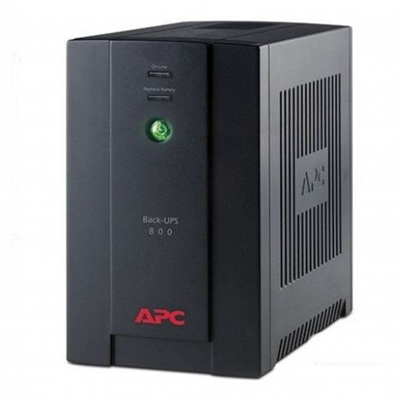 APC BX800CI-RS Back-UPS RS 480 Watts800 VA
