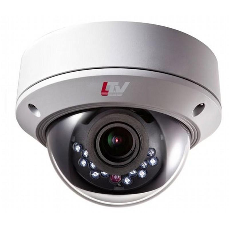 Купольные видеокамеры для наблюдения