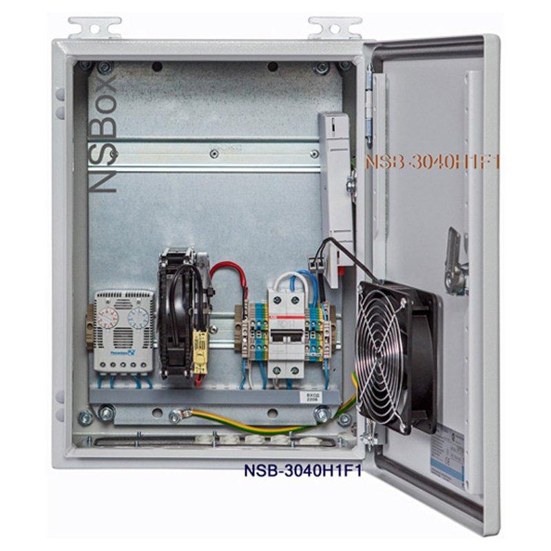 Телекоммуникационные шкафы NSGate