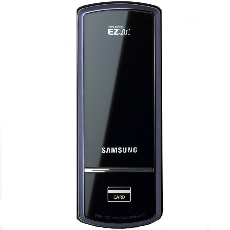 Электронные дверные замки Samsung