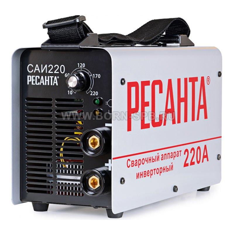Инвертор Ресанта САИ 220