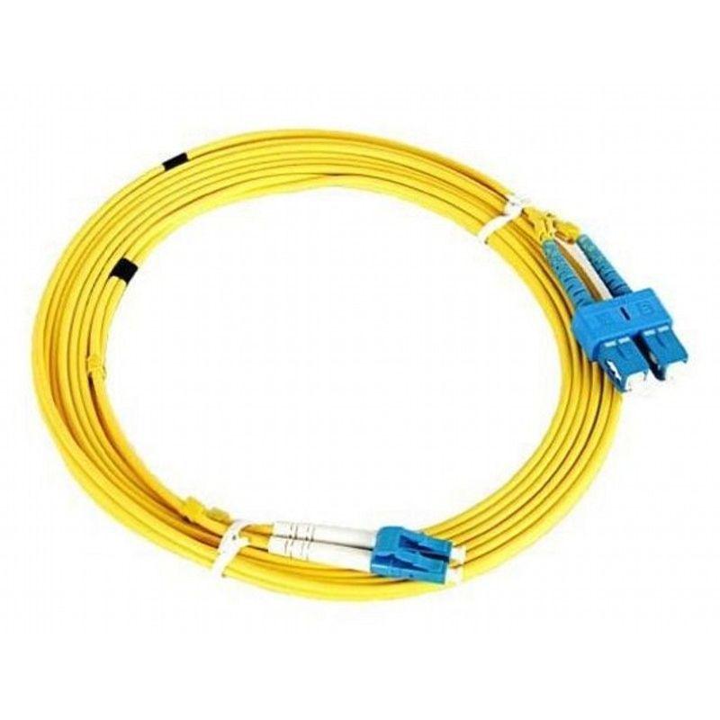 Шнур AMP 6536509-1 SC/LC-дуплексный 50/125 мкм, MM, 1 м - купить, цена, отзывы, характеристики