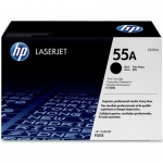 Тонер-картридж HP CE255A 55A Black