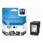 Картридж HP CC640HE 121 Black
