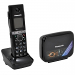 Телефон Panasonic KX-TG8081RUB