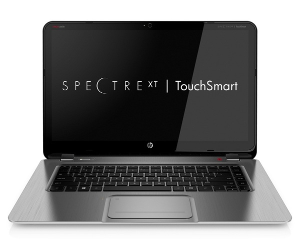 Новый ультрабук HP Spectre XT Touch Smart