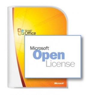 Open License Microsoft